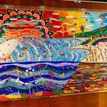 ミヤザキ ケンスケ 東ティモール壁画プロジェクト